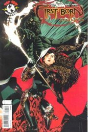 First Born Aftermath #1 Cover B (2008) Witchblade Darkness Top Cow comic book